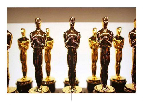 Oscar og Goya priser. Foto av: pinterest.com