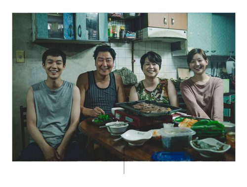 Koreanske filmskapere. Foto av: pinterest.com