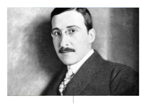 Stefan Zweig Φωτογραφία από: pinterest.com